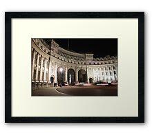 Admiralty Arch, London, England, UK * Framed Print