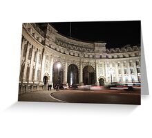 Admiralty Arch, London, England, UK * Greeting Card