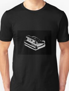 Polaroid Spectra Black T-Shirt