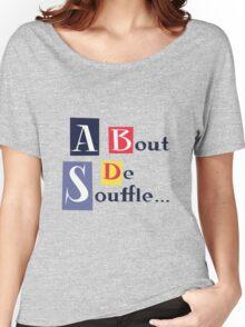 A Bout De Souffle (Breathless)  Women's Relaxed Fit T-Shirt