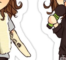 Harry Outfits Sticker