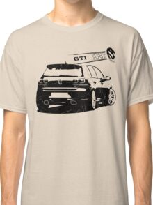 vw golf, golf gti Classic T-Shirt
