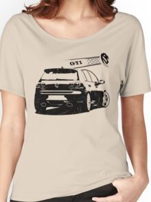 vw golf, golf gti Women's Relaxed Fit T-Shirt