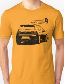 vw golf, golf gti T-Shirt