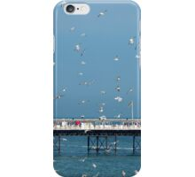 Palace Pier, Brighton, England iPhone Case/Skin