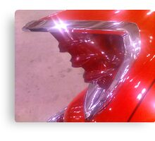 Fifties Tail Light Canvas Print