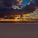 North Sea Sunset by imagic
