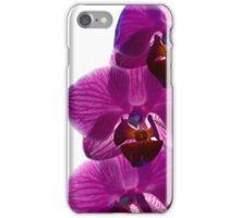Tri Orchid iPhone Case/Skin
