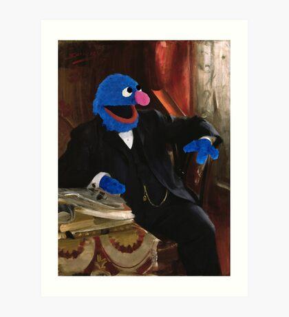 Grover Cleveland Art Print