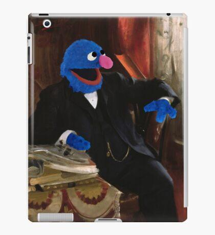 Grover Cleveland iPad Case/Skin