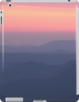 Sunset, Yosemite, California by KUJO-Photo