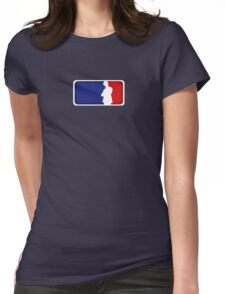 Major League Time Lord 11 Womens Fitted T-Shirt