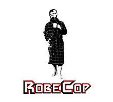 RobeCop Photographic Print