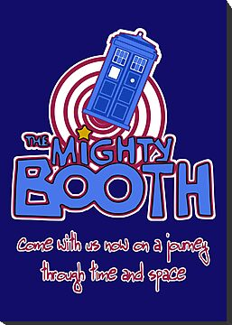 The mighty booth by karlangas
