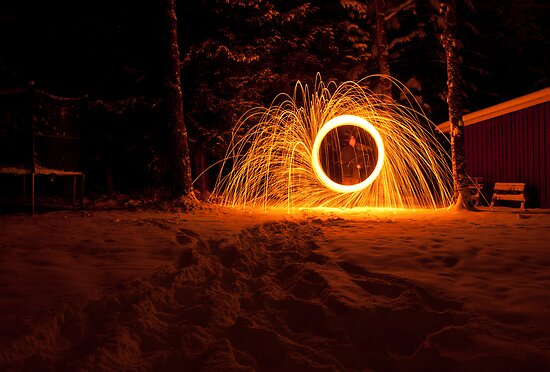 Ring of fire by Mark Williams
