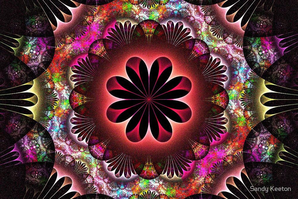 Flower Power by Sandy Keeton