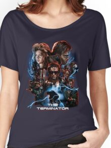 The Terminator Women's Relaxed Fit T-Shirt