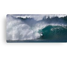 The Art Of Surfing In Hawaii 18 Canvas Print