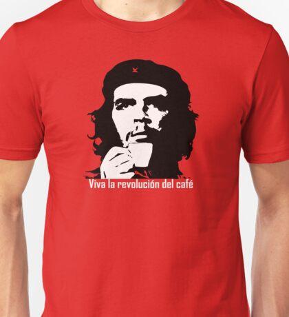 Viva la revolucion del cafe! Unisex T-Shirt