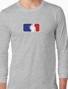 Major League Redneck Long Sleeve T-Shirt