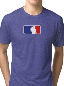 Major League Redneck Tri-blend T-Shirt