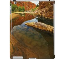 Glen Annie Gorge, Central Australia iPad Case/Skin