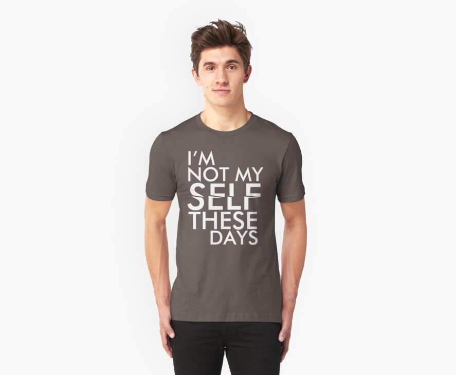 Not My Self by 20thCenturyBoy