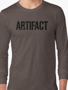 ARTIFACT Long Sleeve T-Shirt
