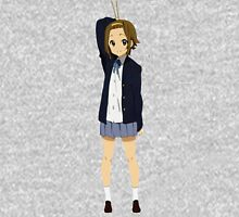 K-On! - Ritsu Tainaka - School Uniform and Drum Sticks (RENDER) Unisex T-Shirt