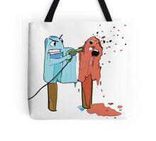 Illustration Lolipop Tote Bag