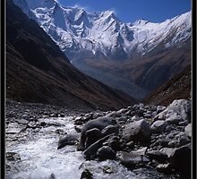 The Indian Himalayas by Steven House