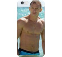 Daniel Craig iPhone Case/Skin