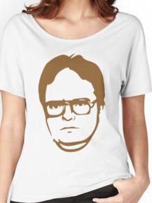 Dwight Kurt Schrute Women's Relaxed Fit T-Shirt