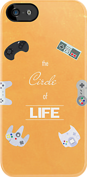 The Circle Of Video Games by Simon Alenius