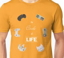 The Circle Of Video Games Unisex T-Shirt