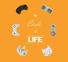 The Circle Of Video Games T-Shirt