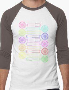 Portafilter Colors Men's Baseball ¾ T-Shirt