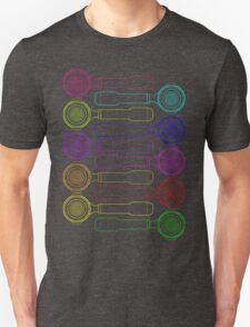 Portafilter Colors T-Shirt