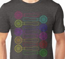 Portafilter Colors Unisex T-Shirt