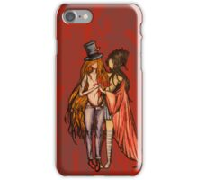 Indochinoises iPhone Case/Skin