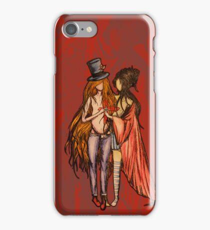 Indochinoises iPhone Case/Skin