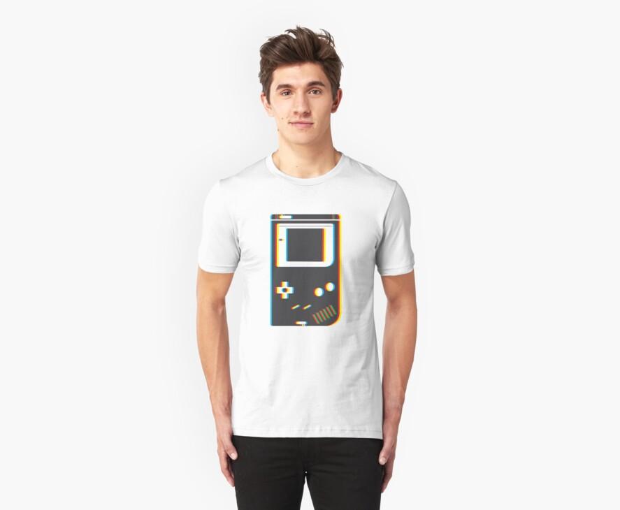 Game Boy   by RH-prints