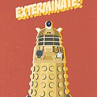 Dalek by greatskybear