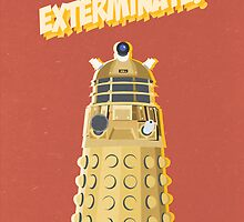 Dalek by Simon Alenius