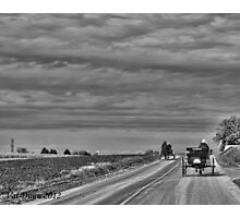 Lancaster County PA Amish Photographic Print