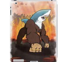 Sharkorilla Full Destruction iPad Case/Skin