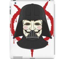V for Vader iPad Case/Skin