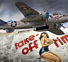 Take Off Time by DJ Florek