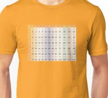My Time Tables Unisex T-Shirt