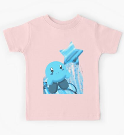 Blue Kirby Kids Tee